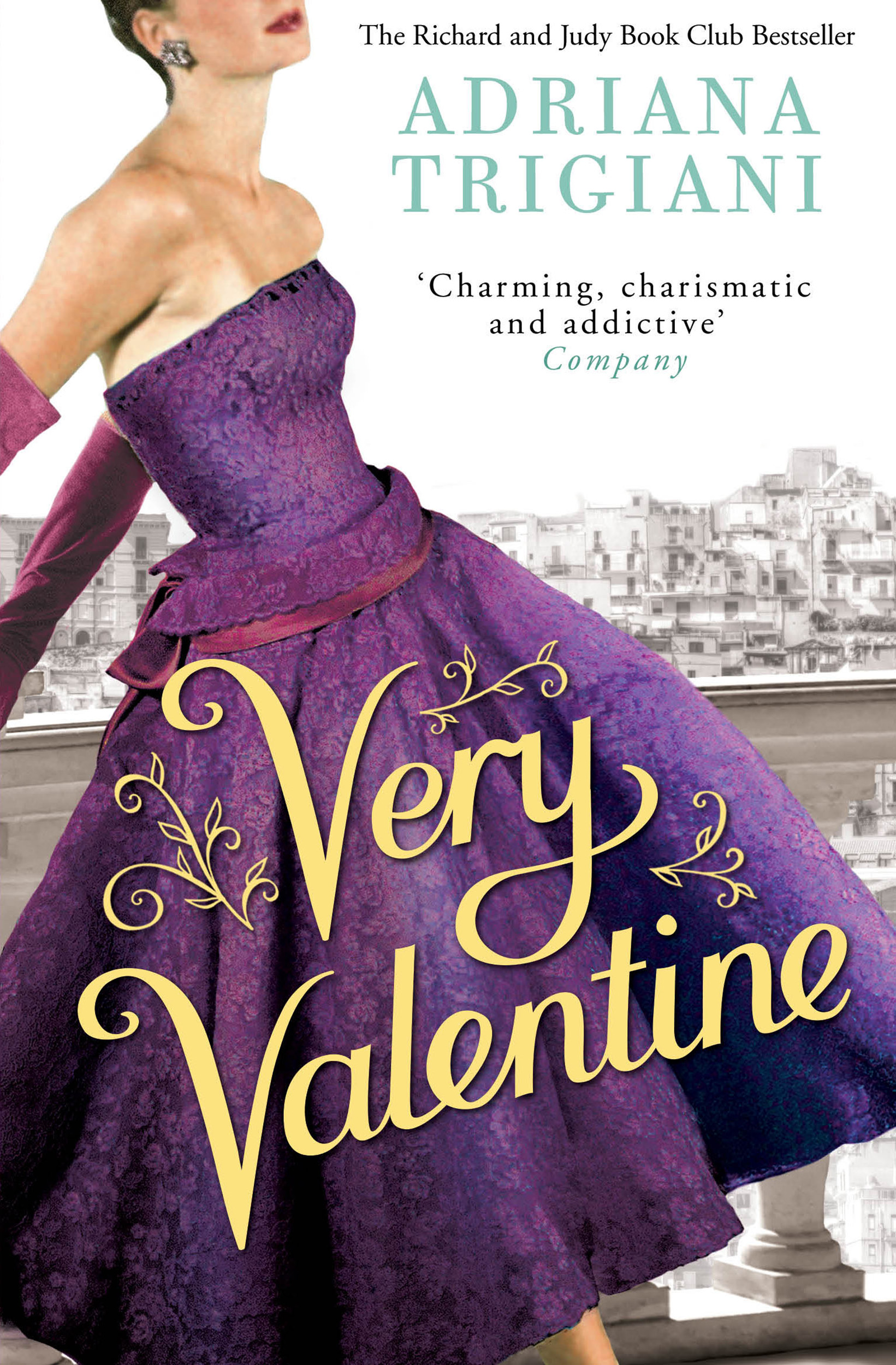 Very Valentine | Book by Adriana Trigiani | Official ... - photo#37