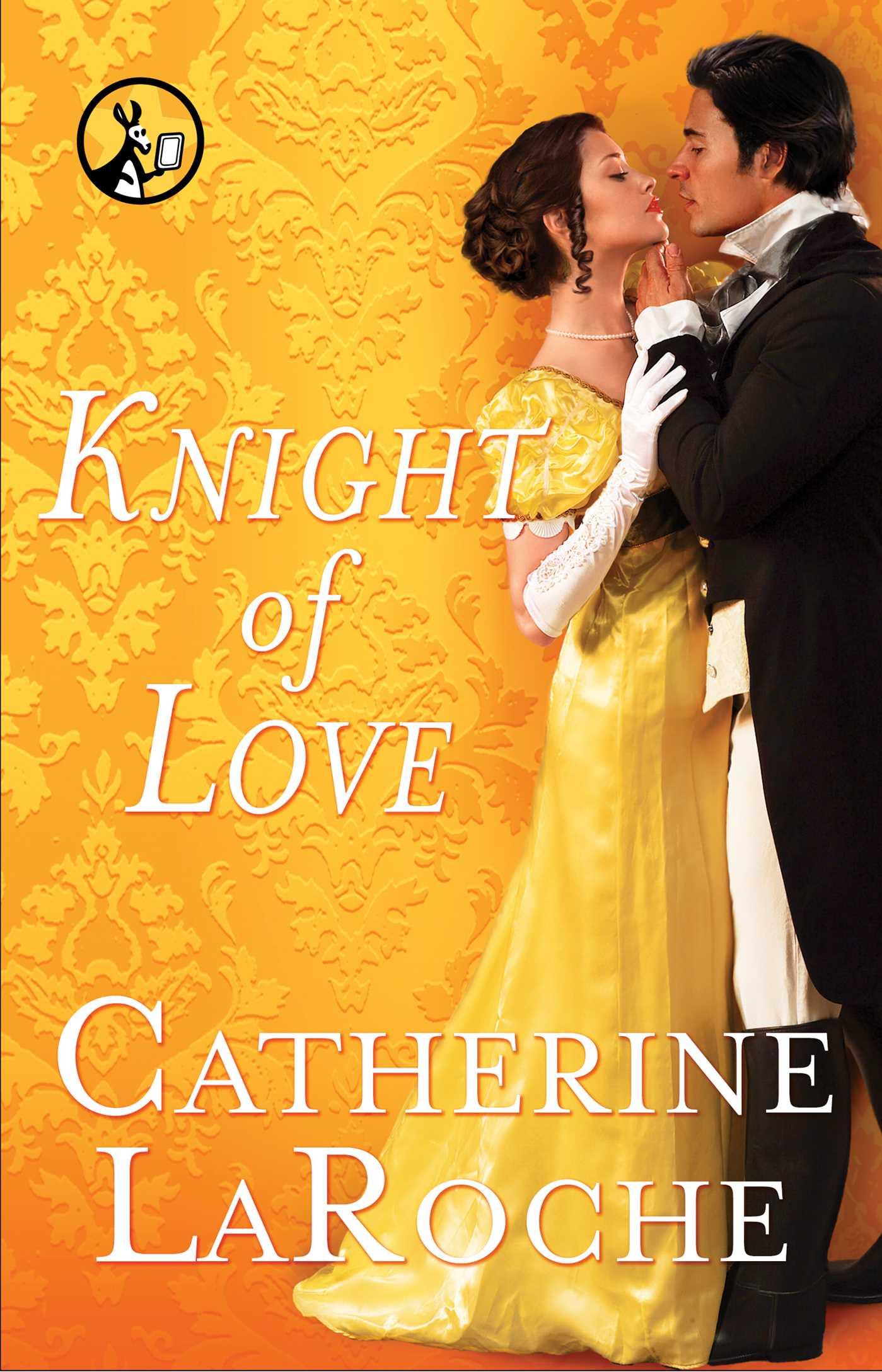 Knight of love 9781476710136 hr