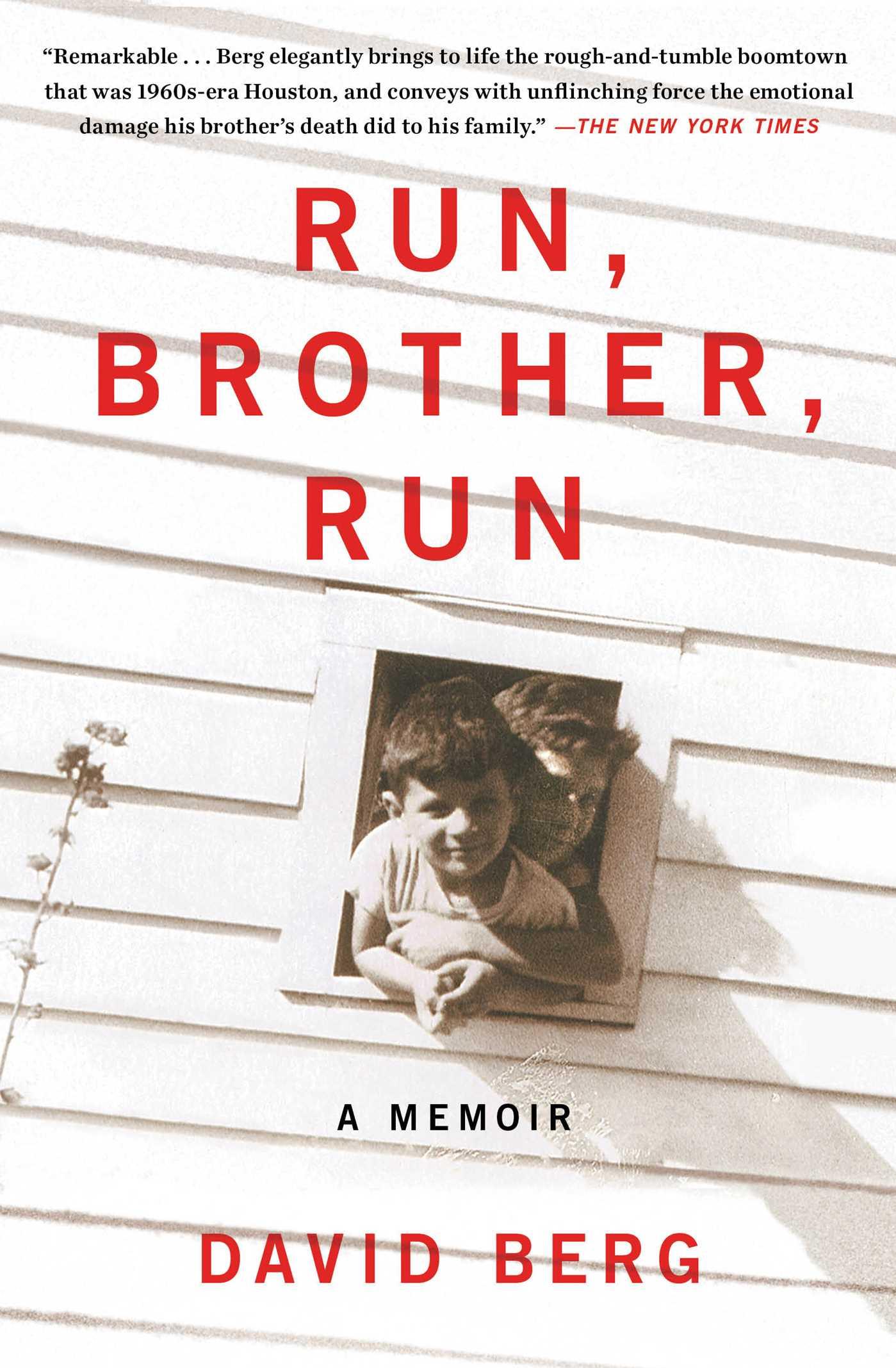 Run brother run 9781476717050 hr