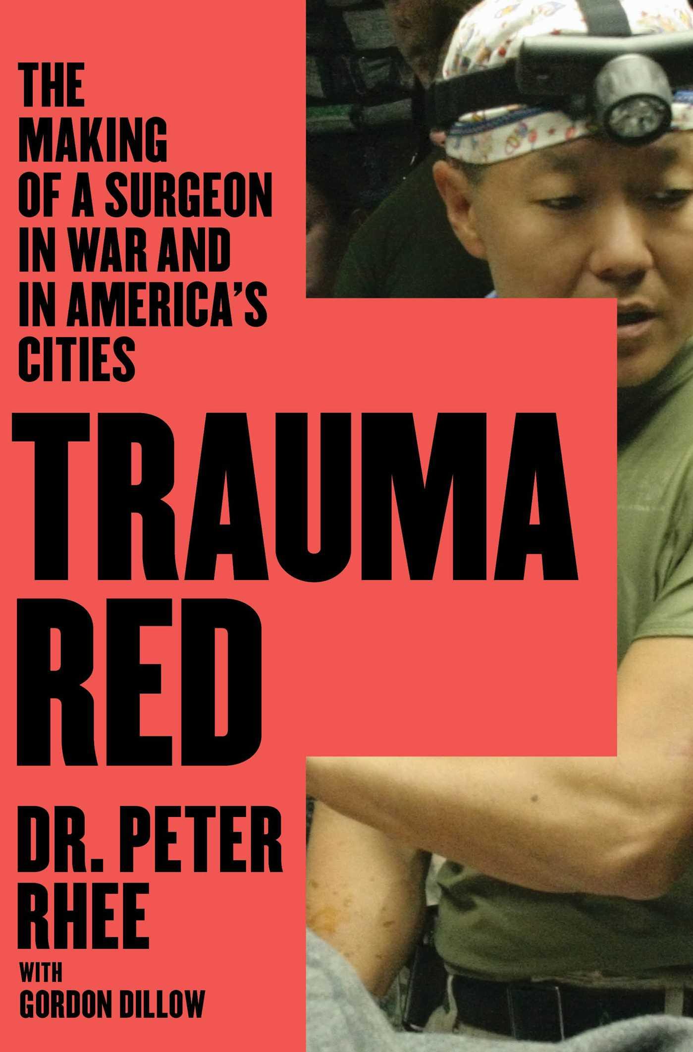 Trauma red 9781476727295 hr
