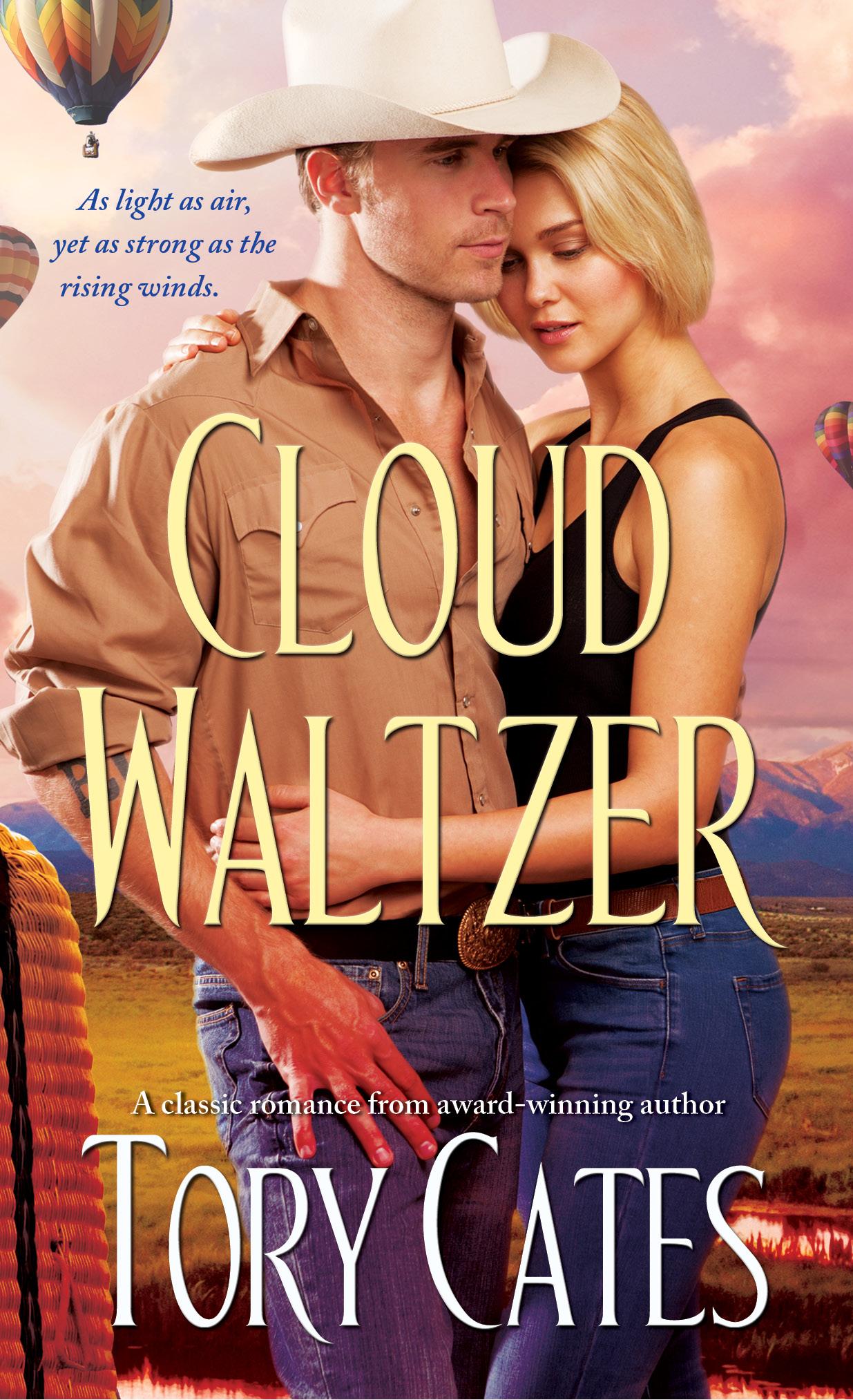 Cloud waltzer 9781476732565 hr