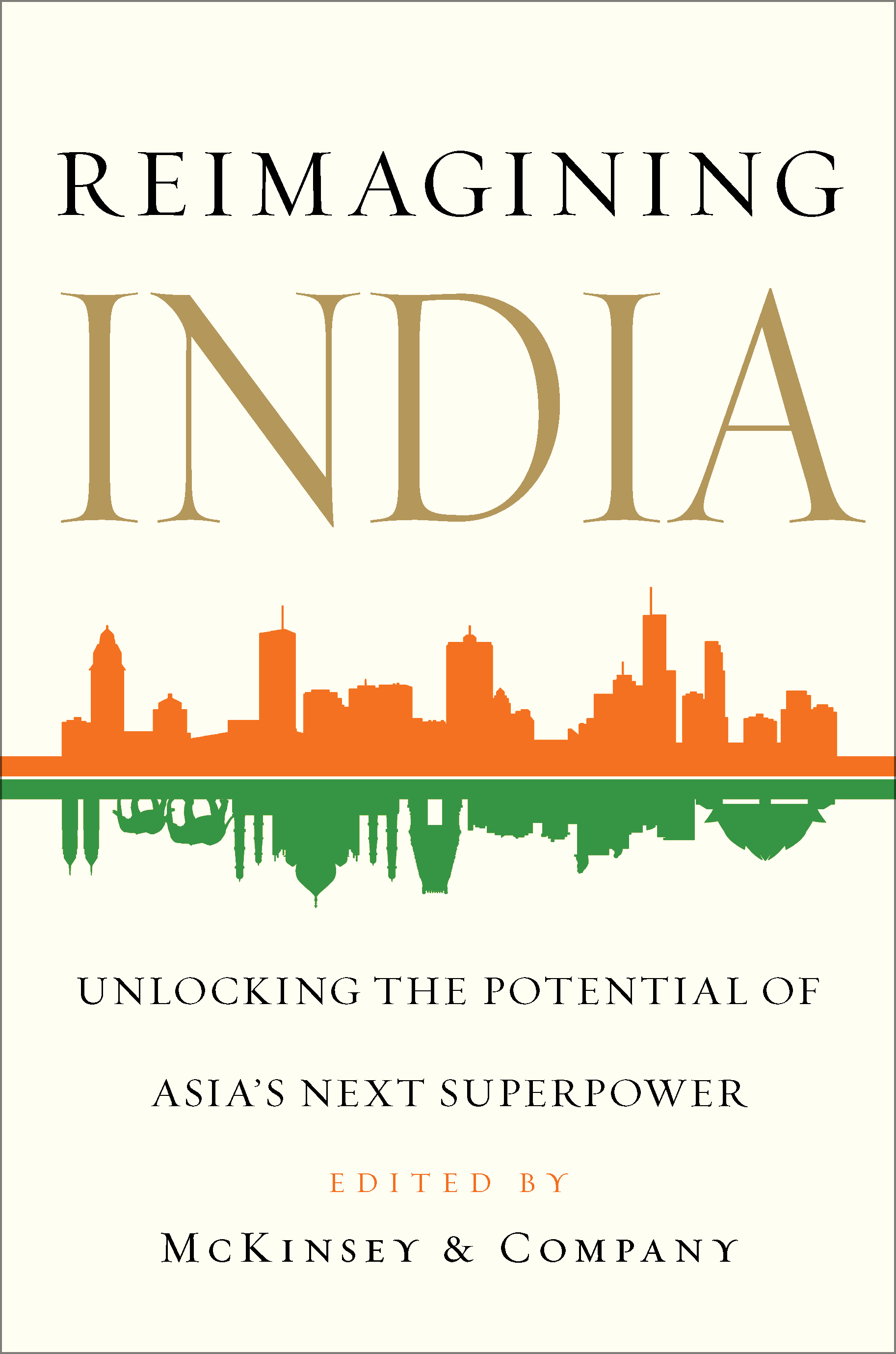 Book Cover Image (jpg): Reimagining India
