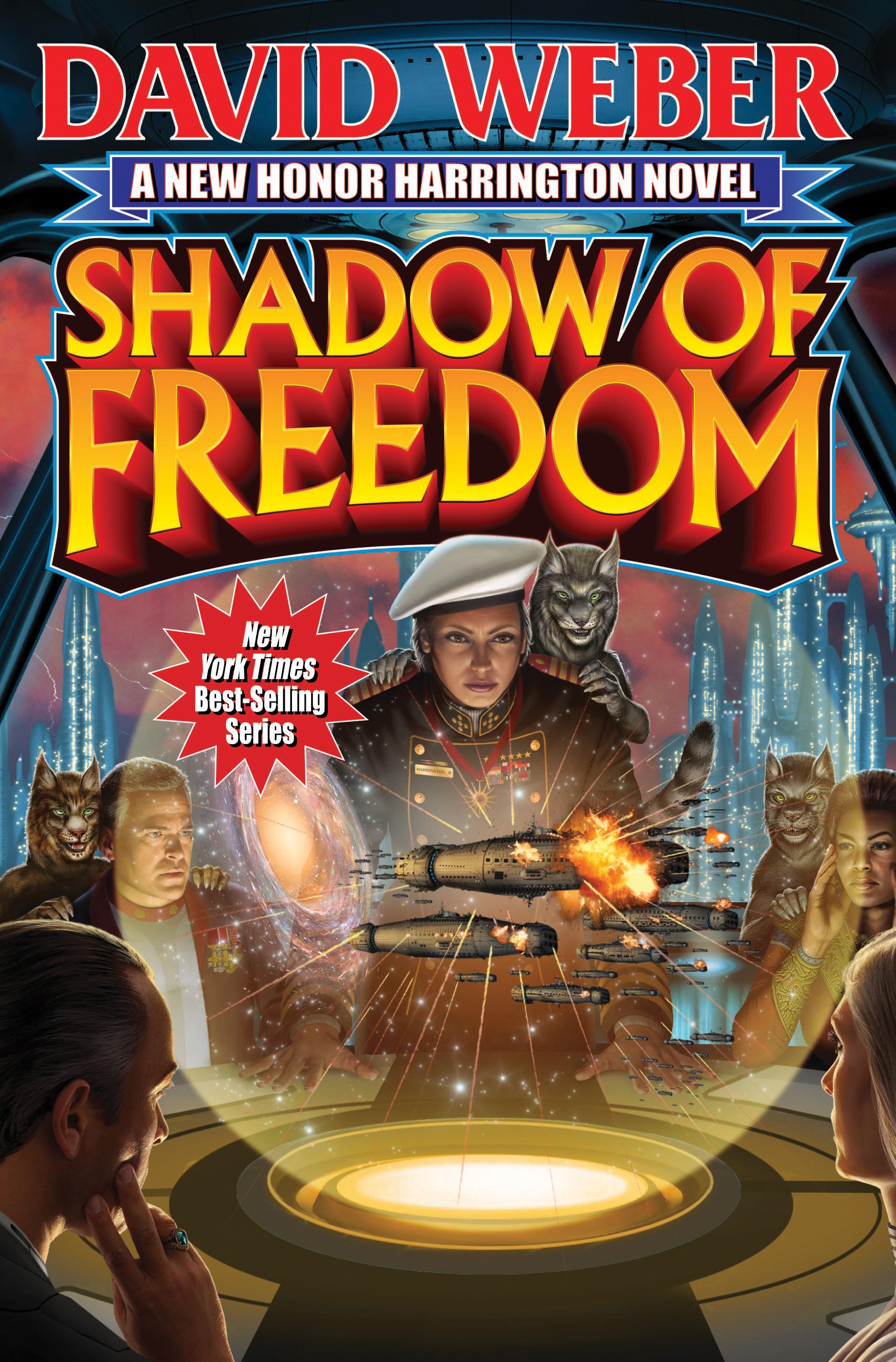Shadow of freedom 9781476736280 hr