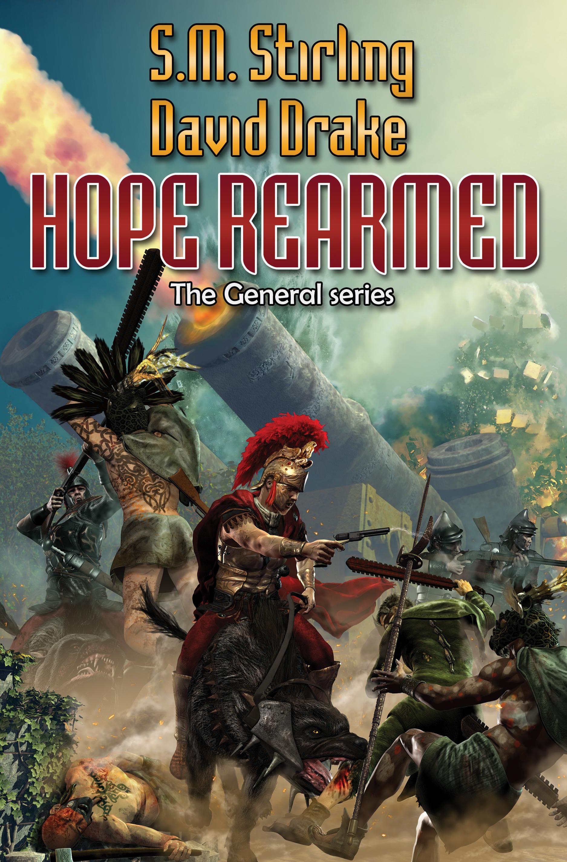 Hope rearmed 9781476736303 hr