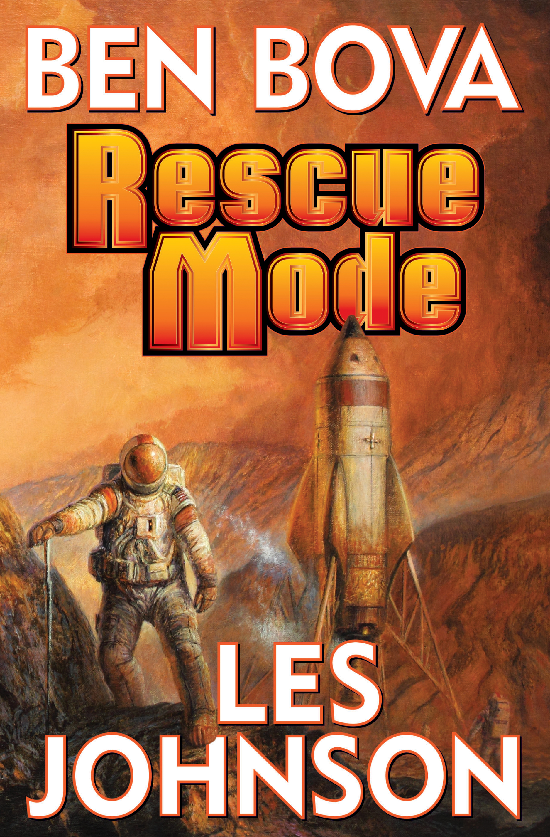 Rescue mode 9781476736471 hr