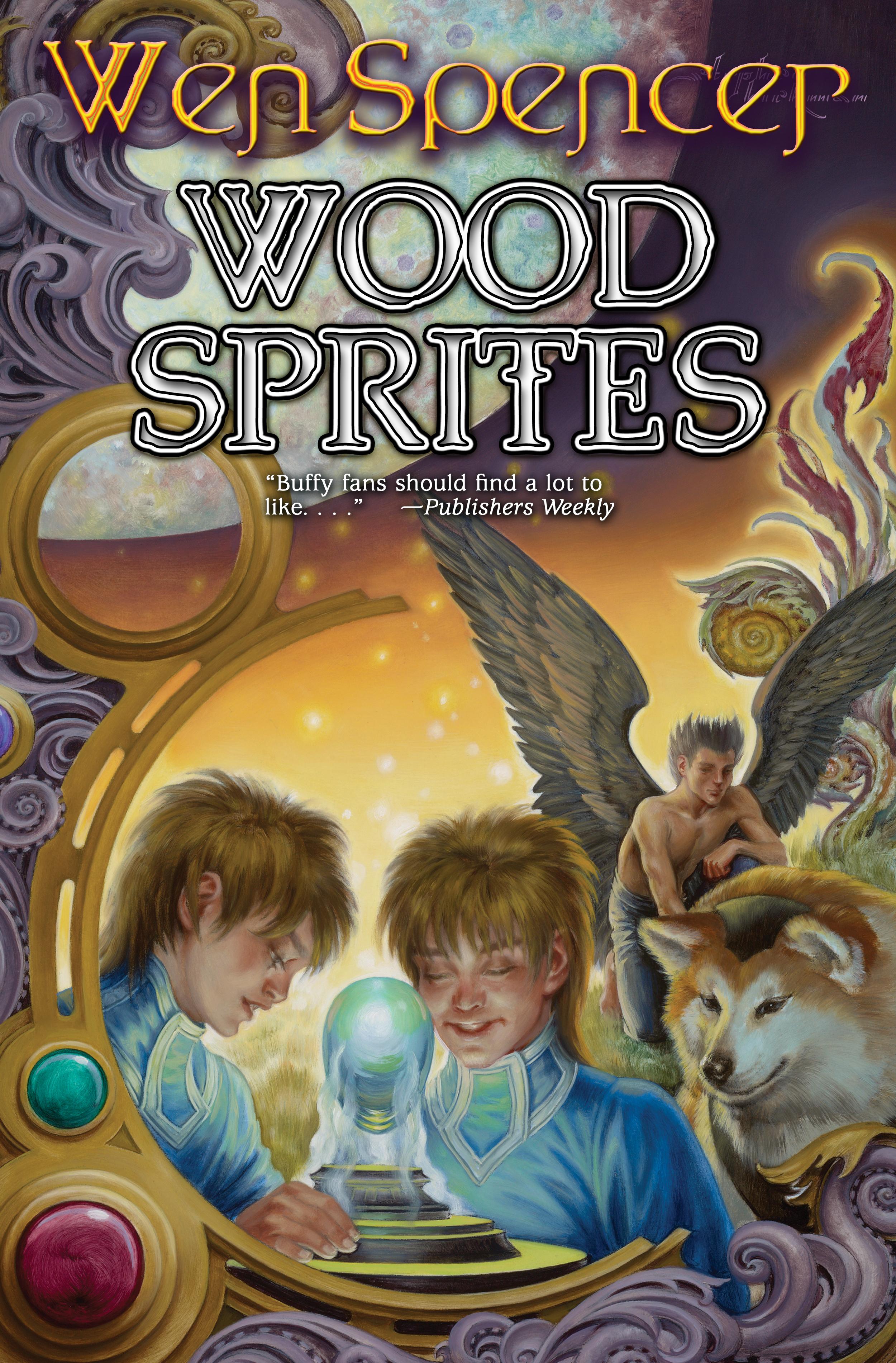 Wood sprites 9781476736716 hr