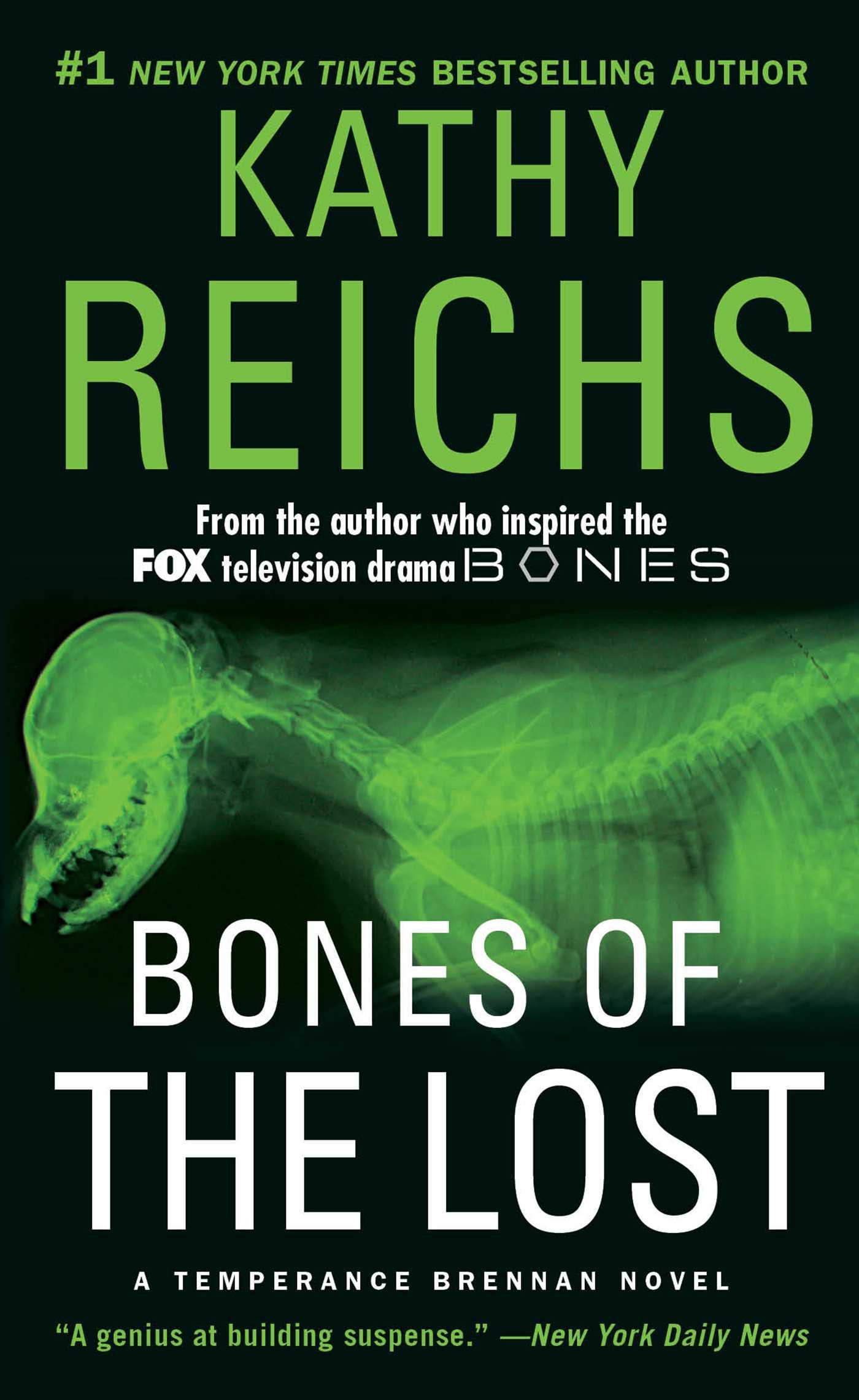 Bones of the lost 9781476754741 hr