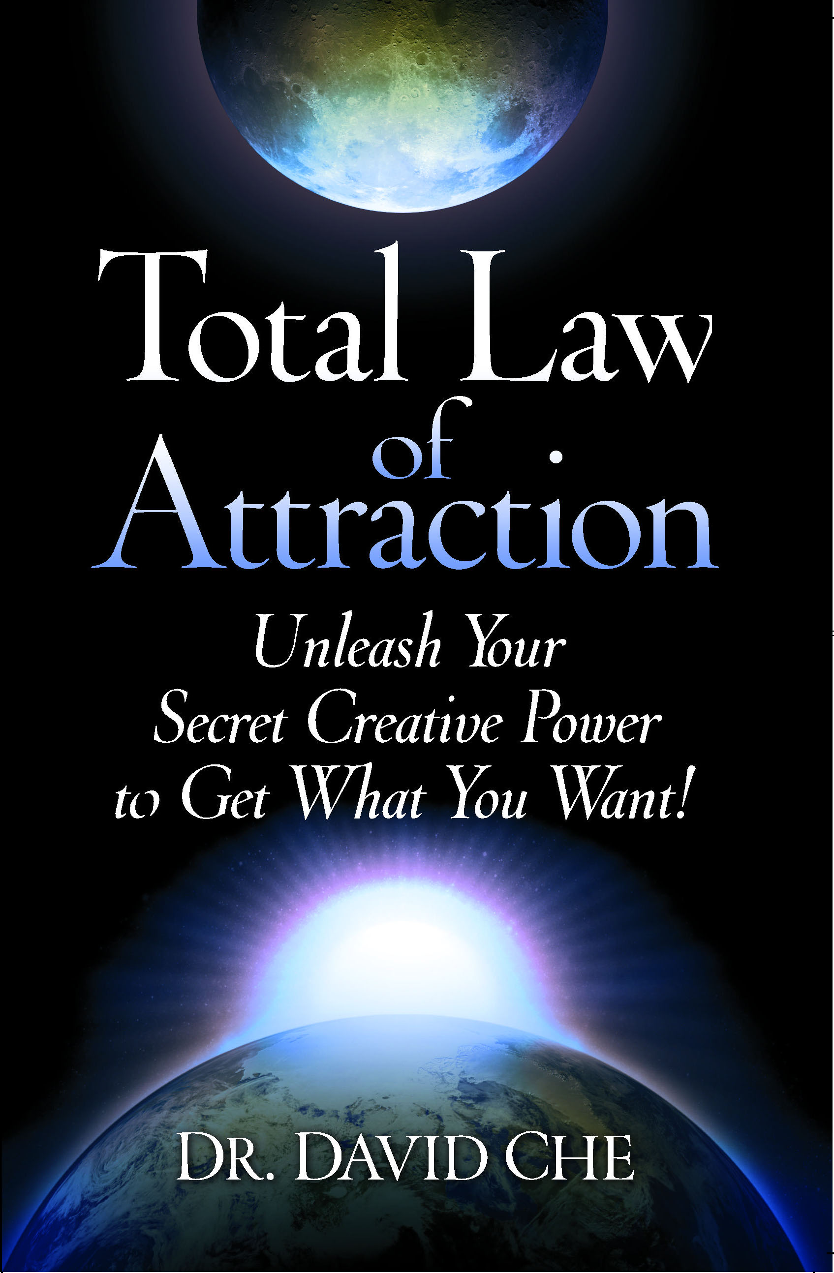 Book Cover Image (jpg): Total Law of Attraction