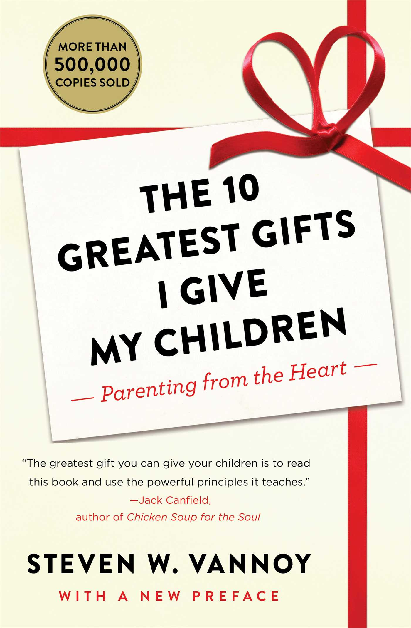 10 greatest gifts i give my children 9781476762975 hr