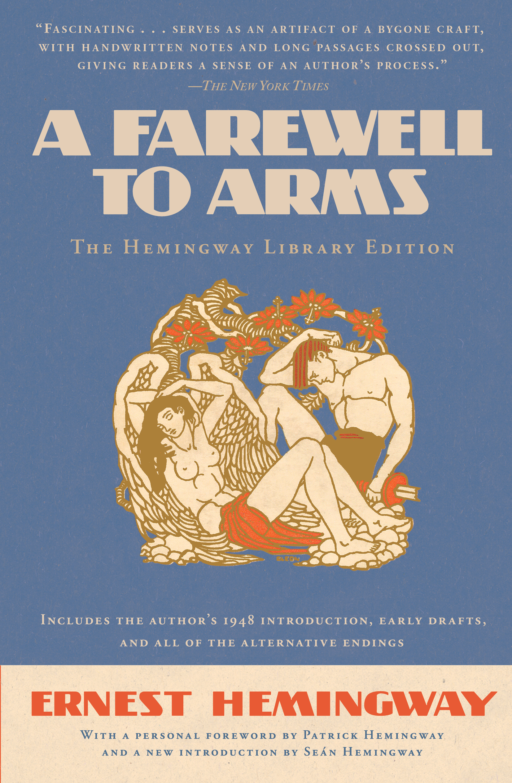 a farewell to arms book by ernest hemingway patrick hemingway  9781476764528 hr