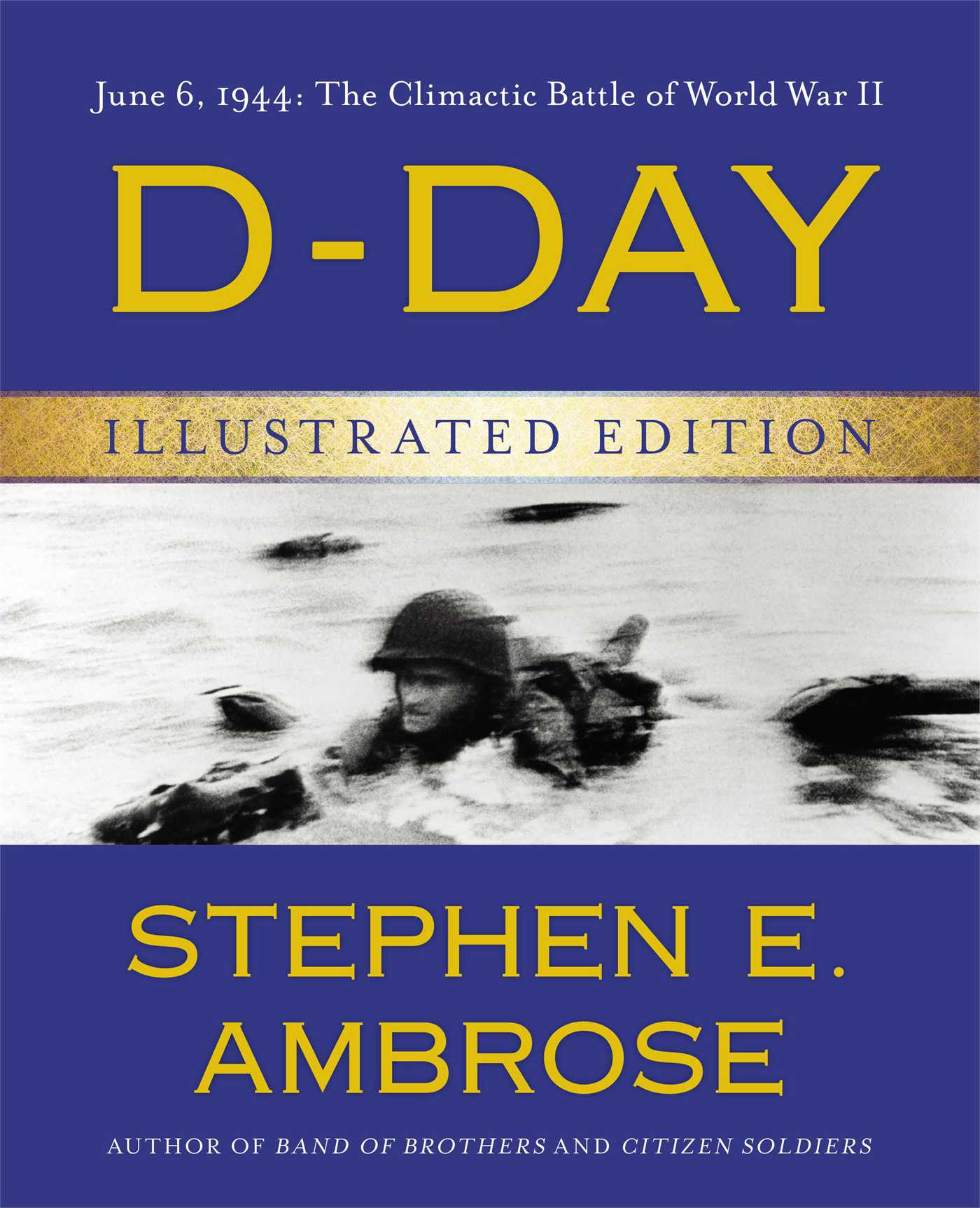 D day illustrated edition 9781476765860 hr