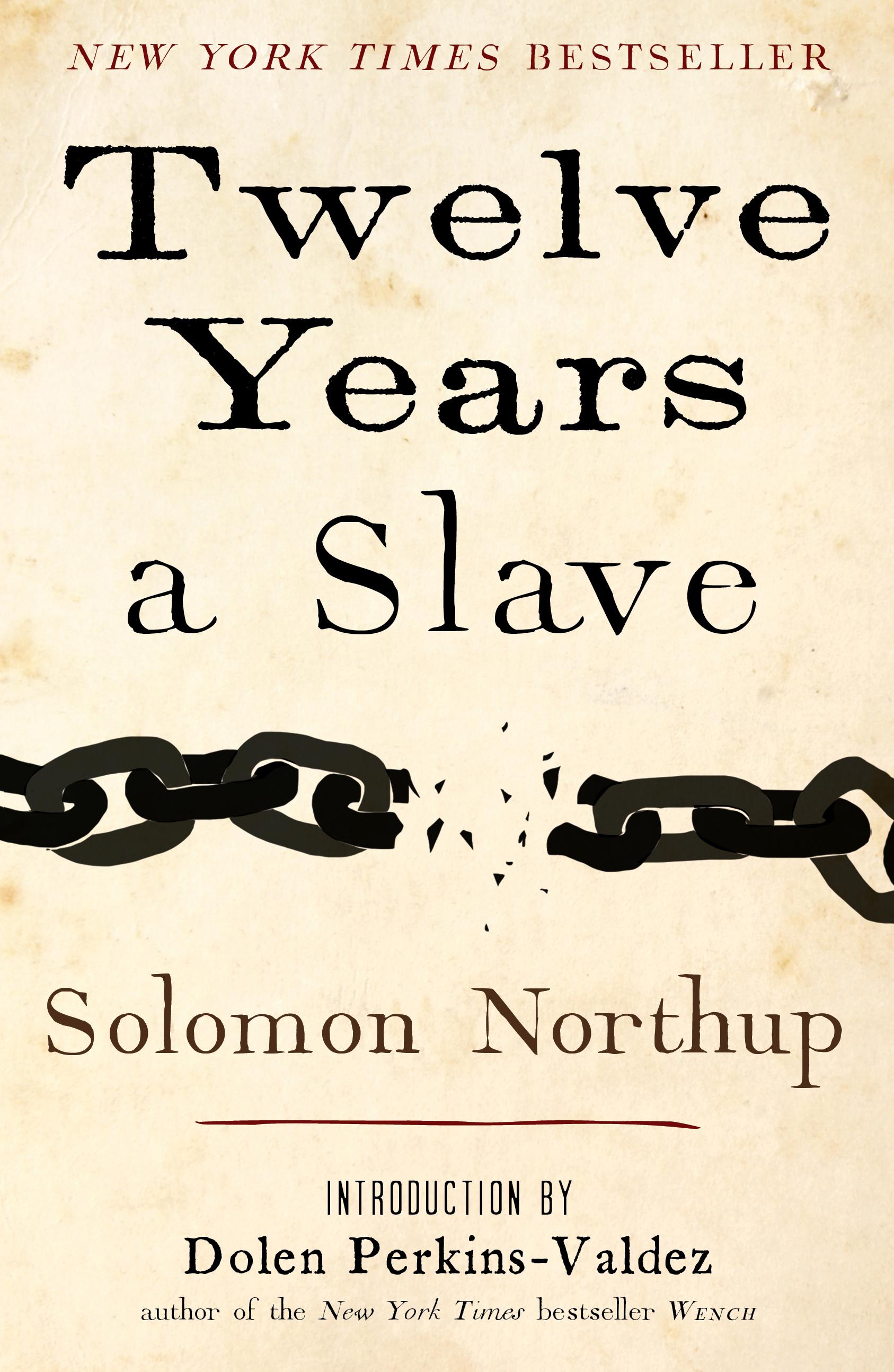 Twelve years a slave 9781476767345 hr