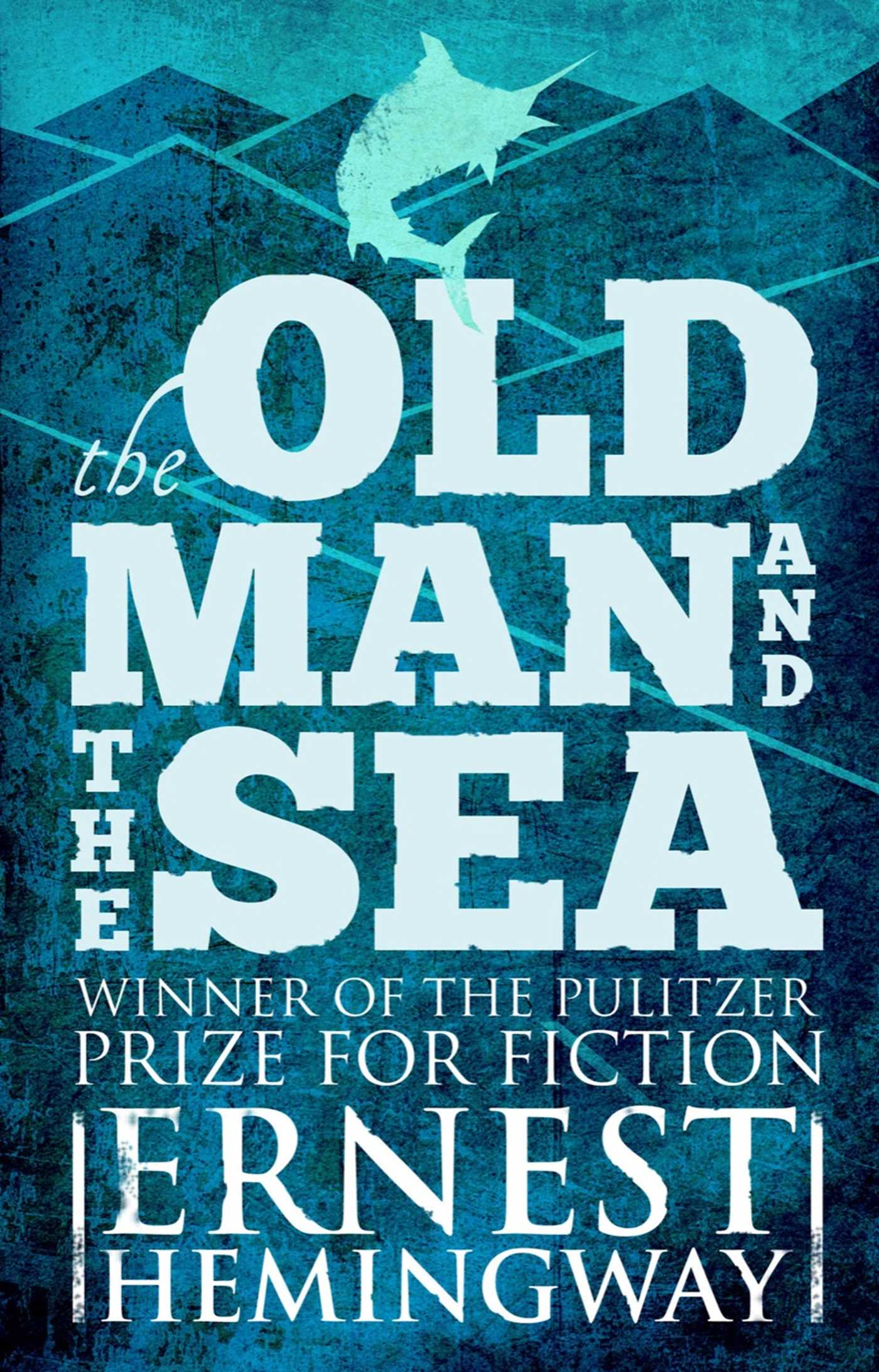 the outdated individual along with typically the sea e book cover