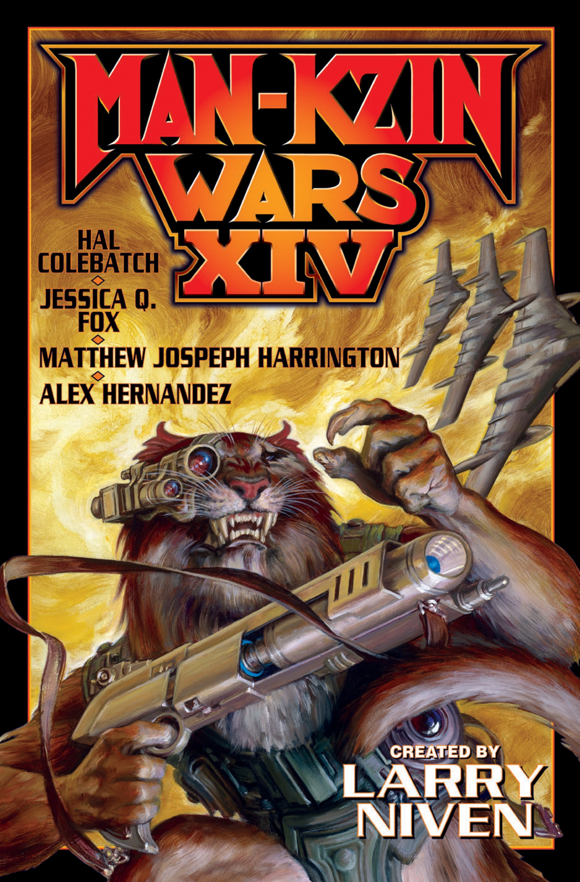 Man-Kzin XIV | Book by Larry Niven | Official Publisher Page