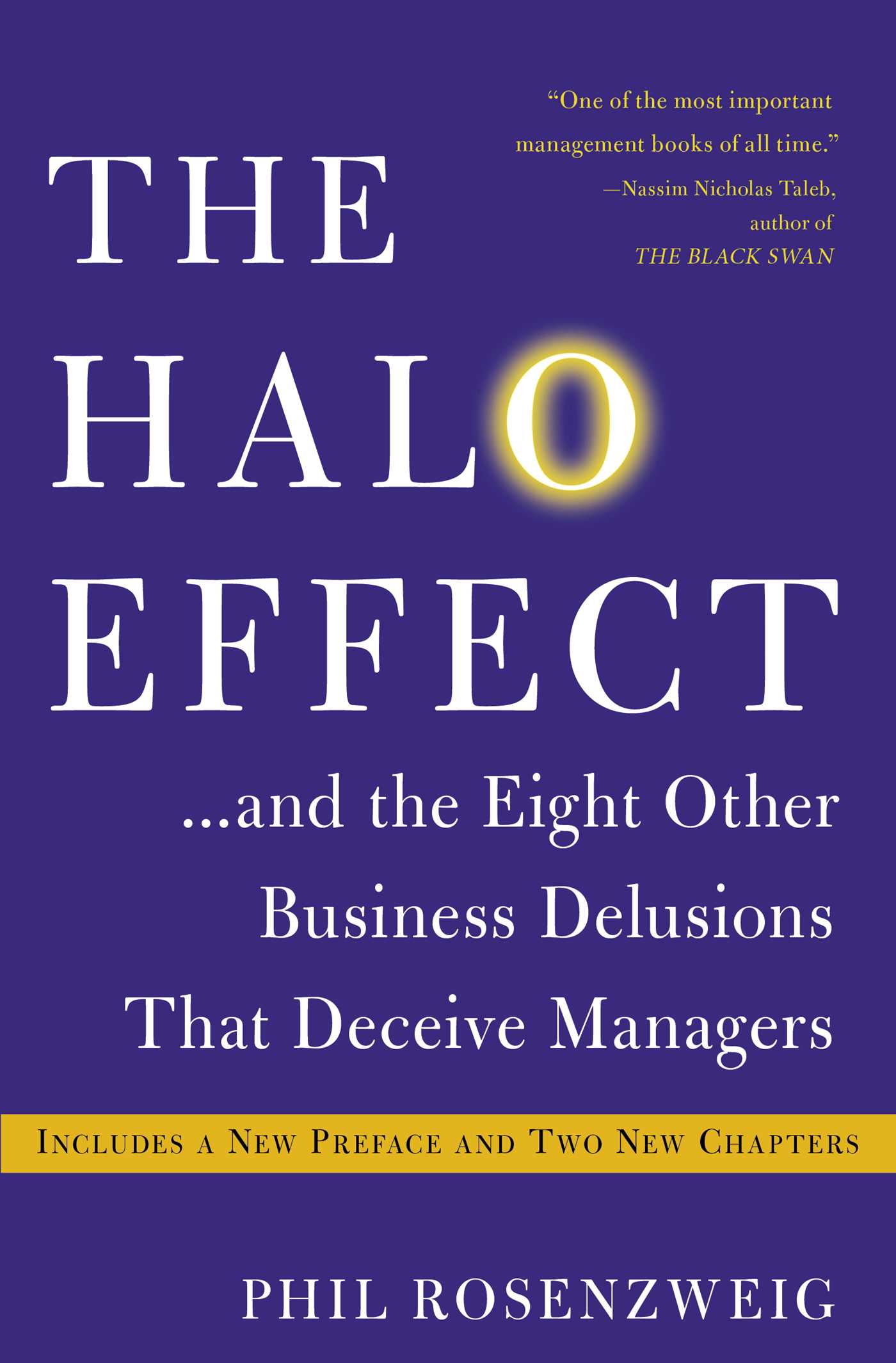 The Halo Effect | Book by Phil Rosenzweig | Official ...