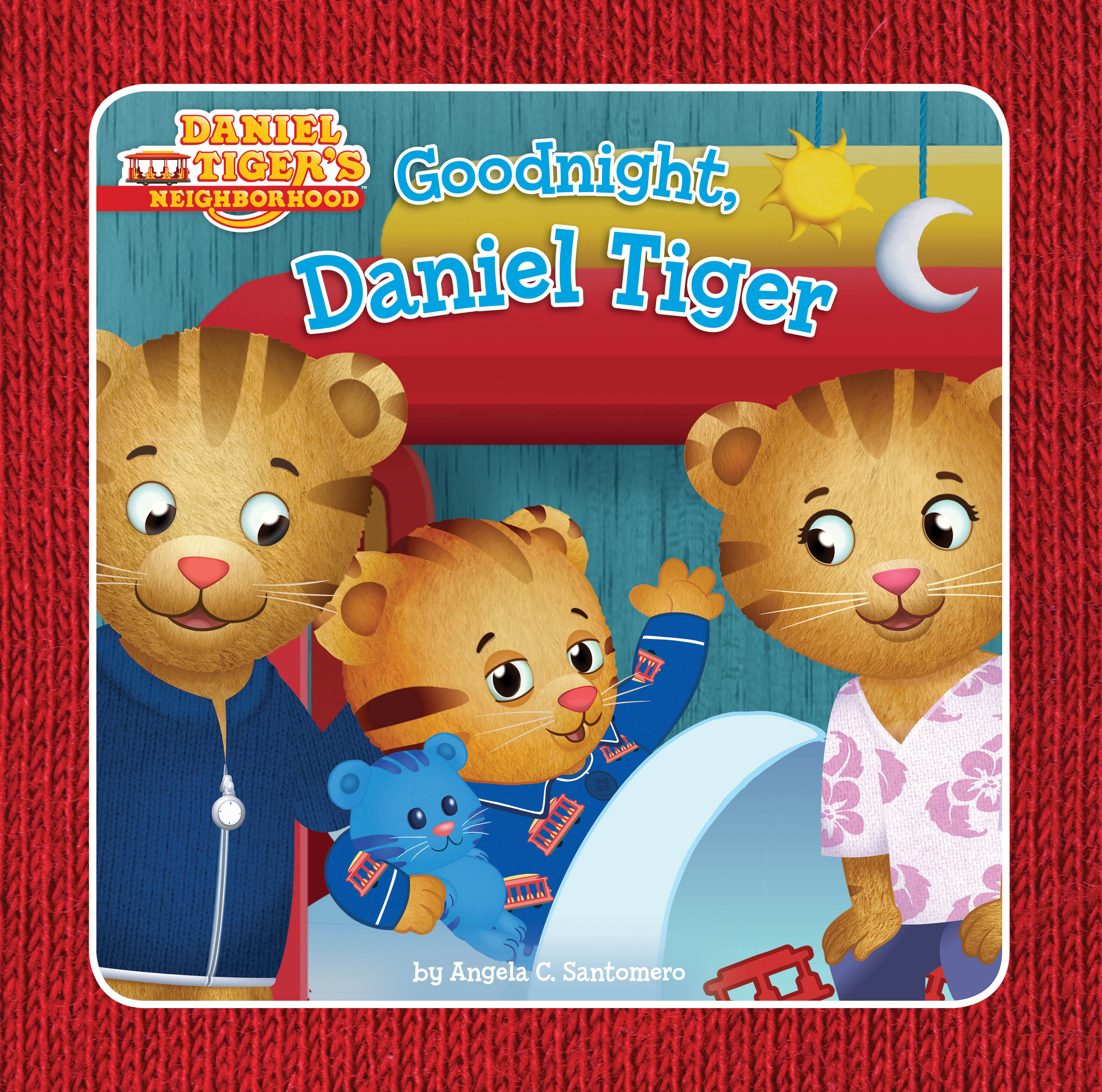 Goodnight daniel tiger 9781481400480 hr