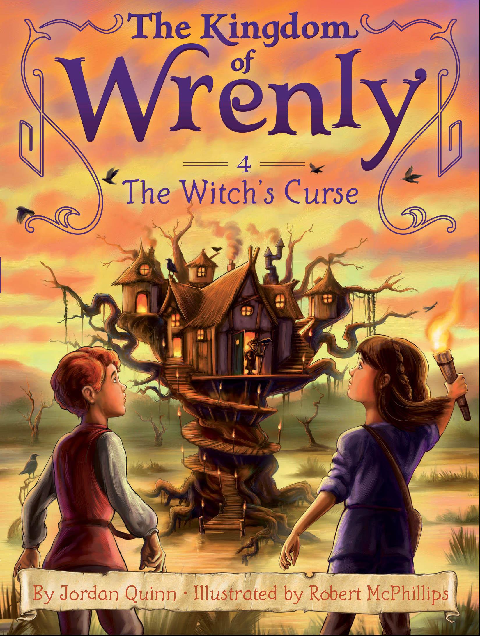 Witchs curse 9781481400756 hr