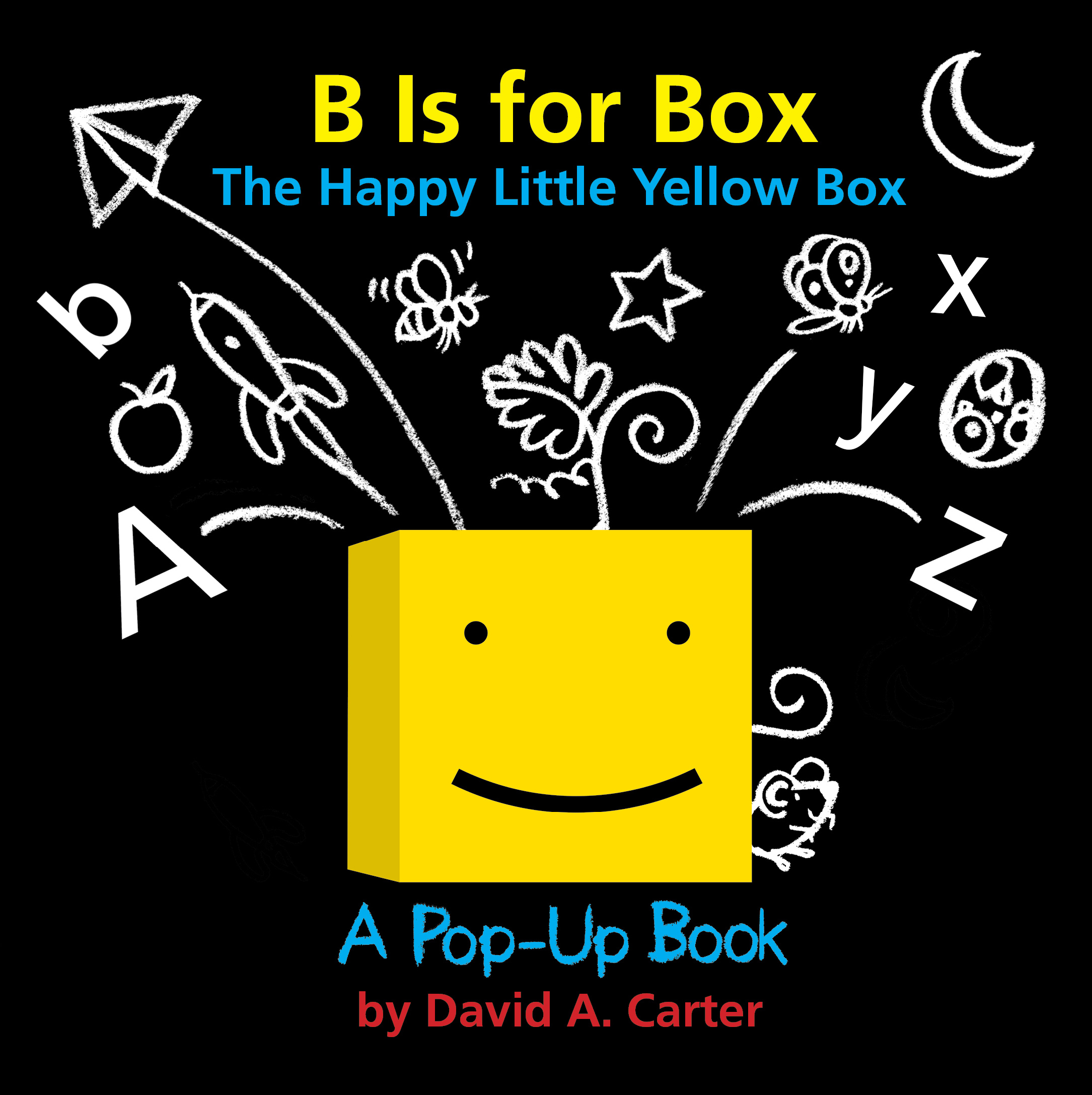 B is for box the happy little yellow box 9781481402958 hr