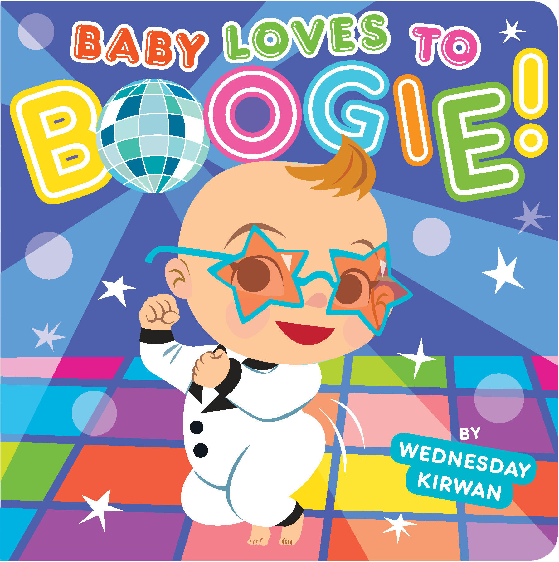 Baby loves to boogie! 9781481403832 hr