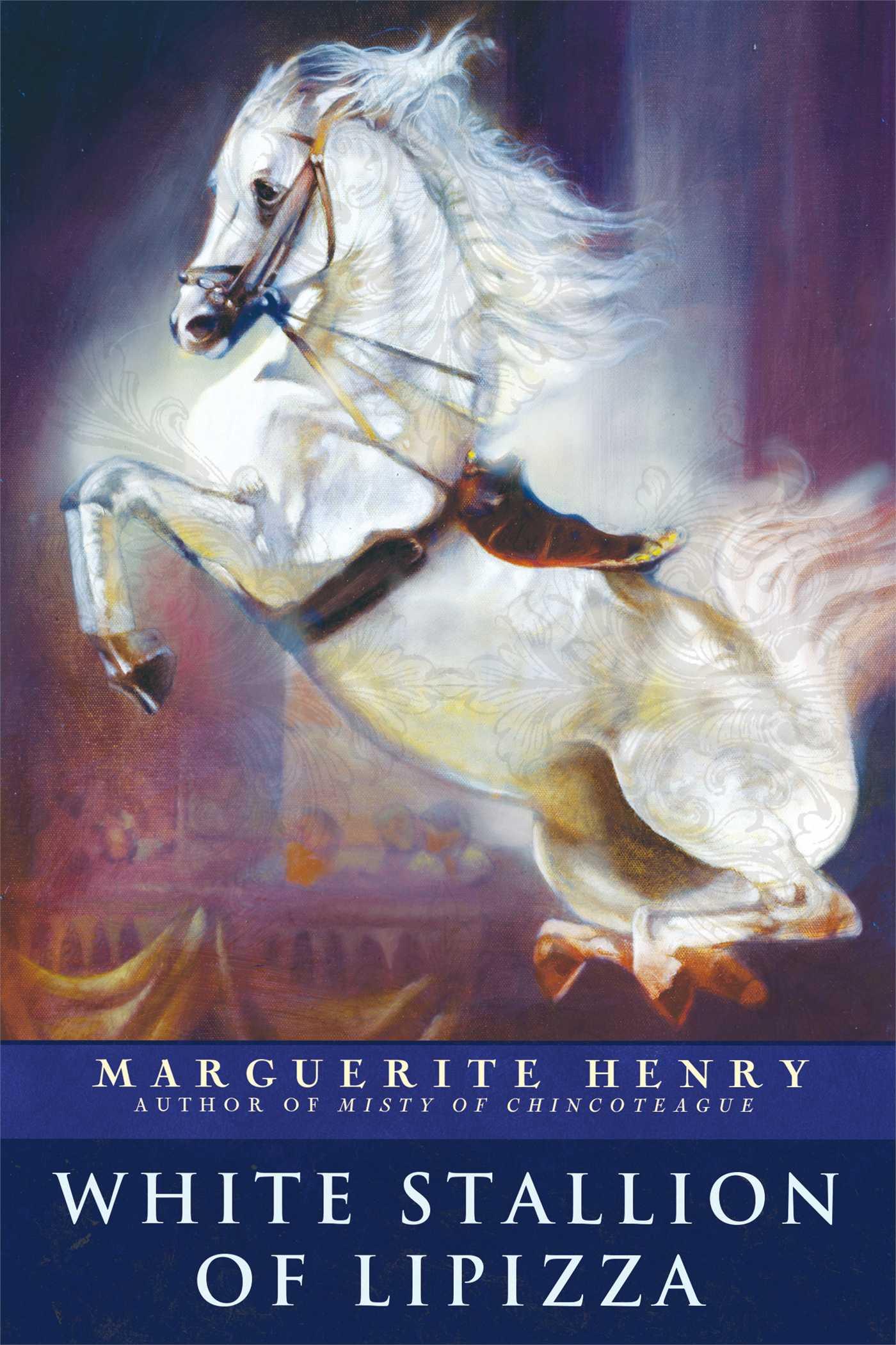 White stallion of lipizza 9781481403931 hr