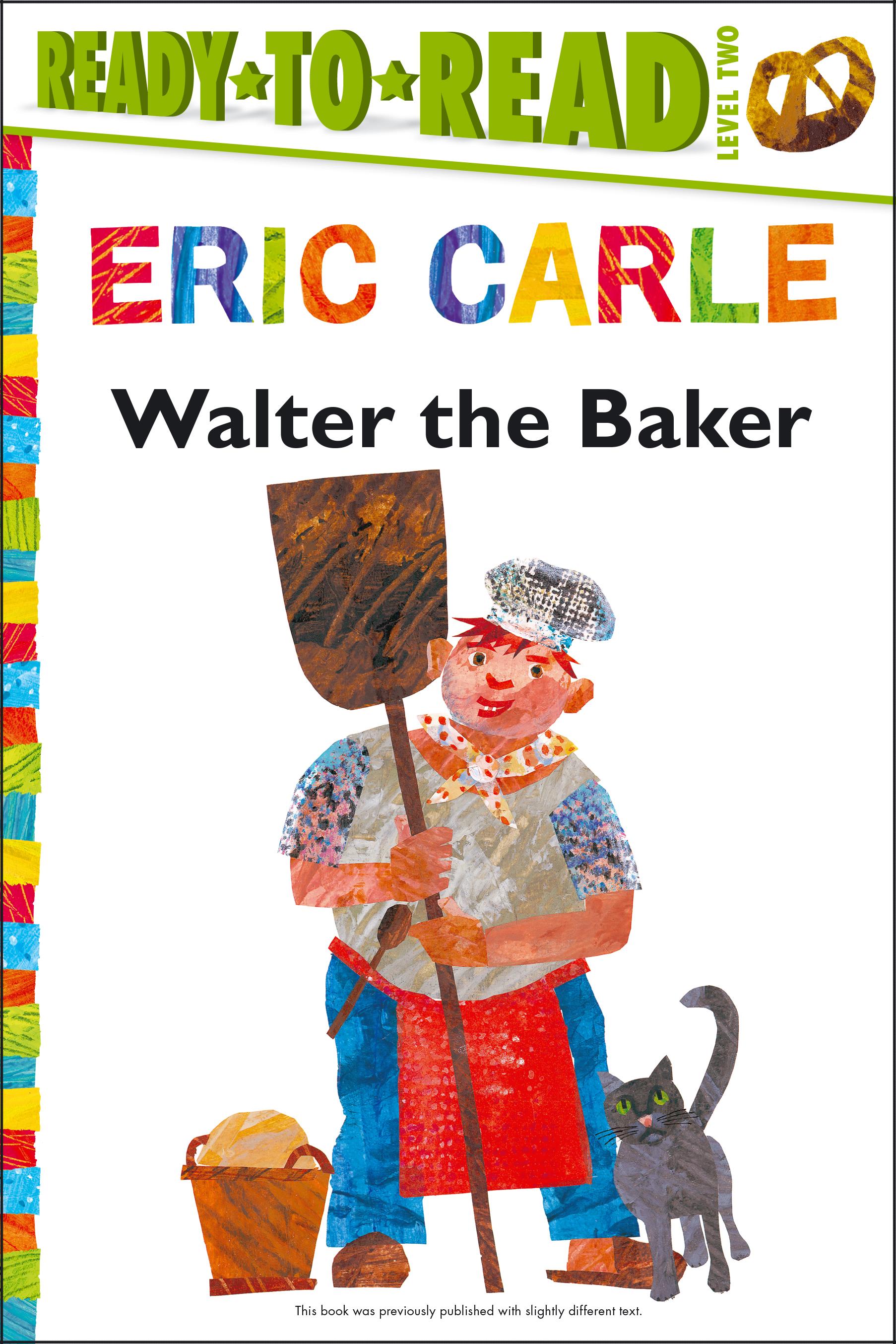 Walter the baker 9781481409179 hr