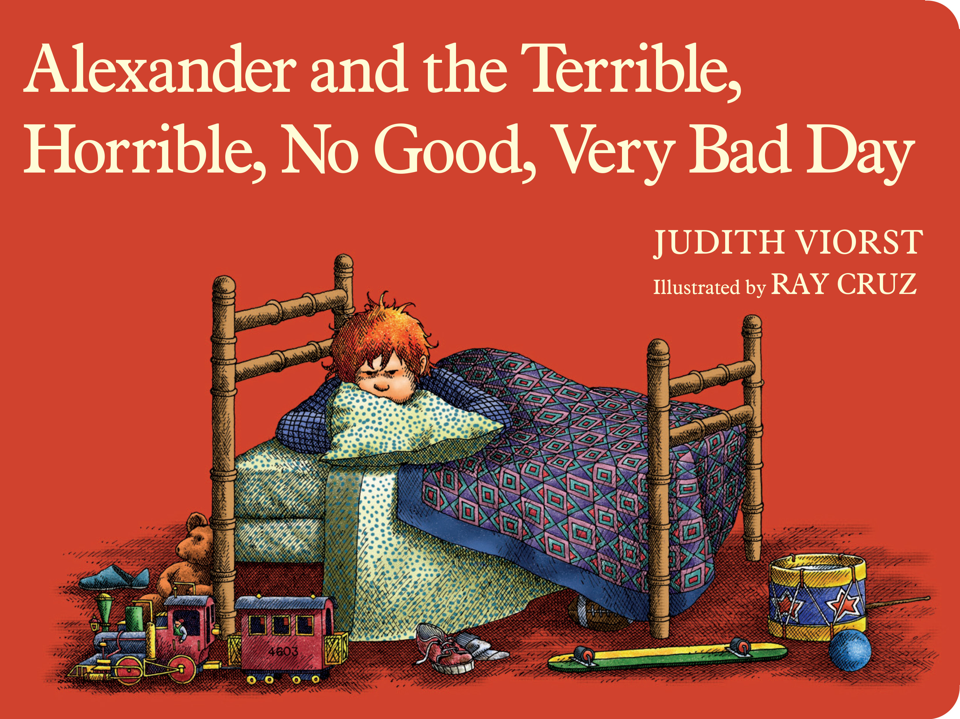 Alexander and the terrible horrible no good 9781481414128 hr