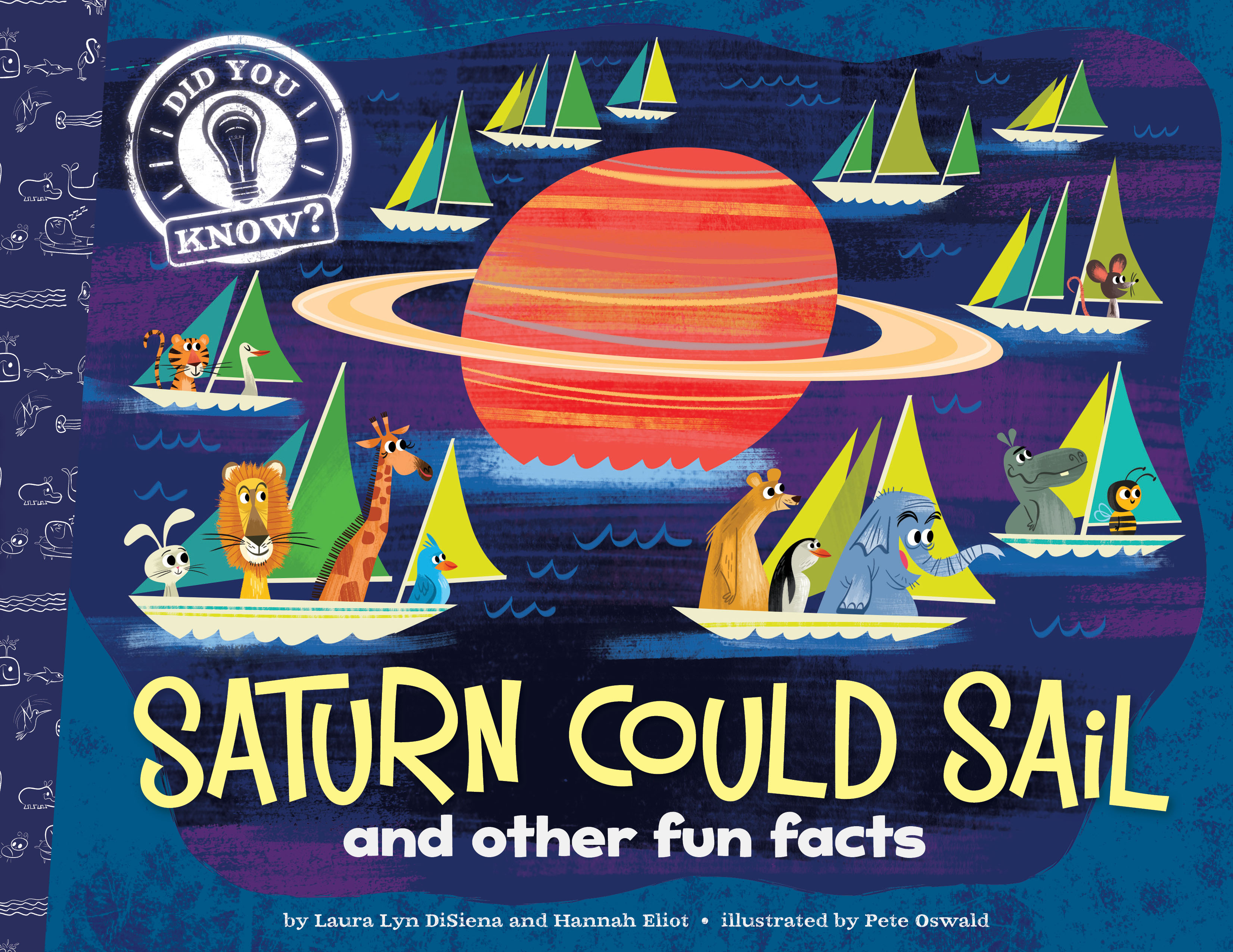 Book Cover Image (jpg): Saturn Could Sail