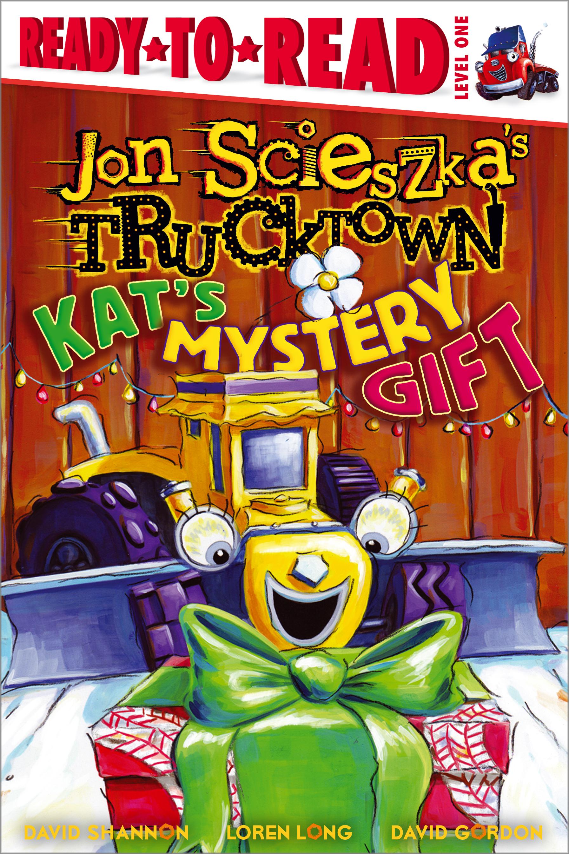 Kats mystery gift 9781481414593 hr