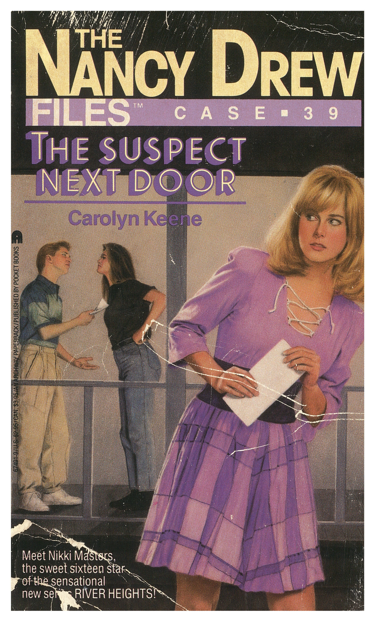 Next Door Nikki the suspect next door ebookcarolyn keene | official