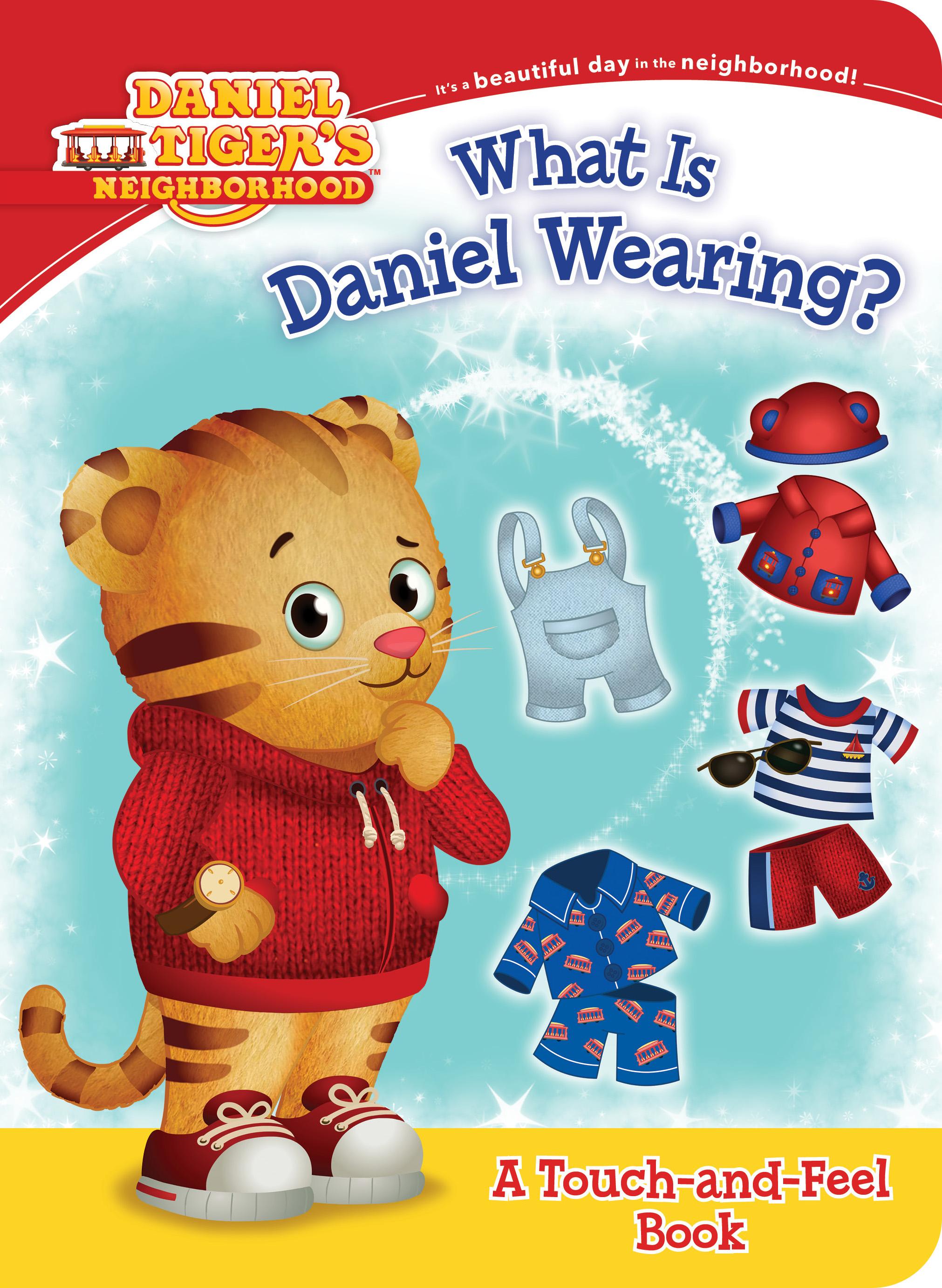 What Is Daniel Wearing? | Book by Becky Friedman, Jason