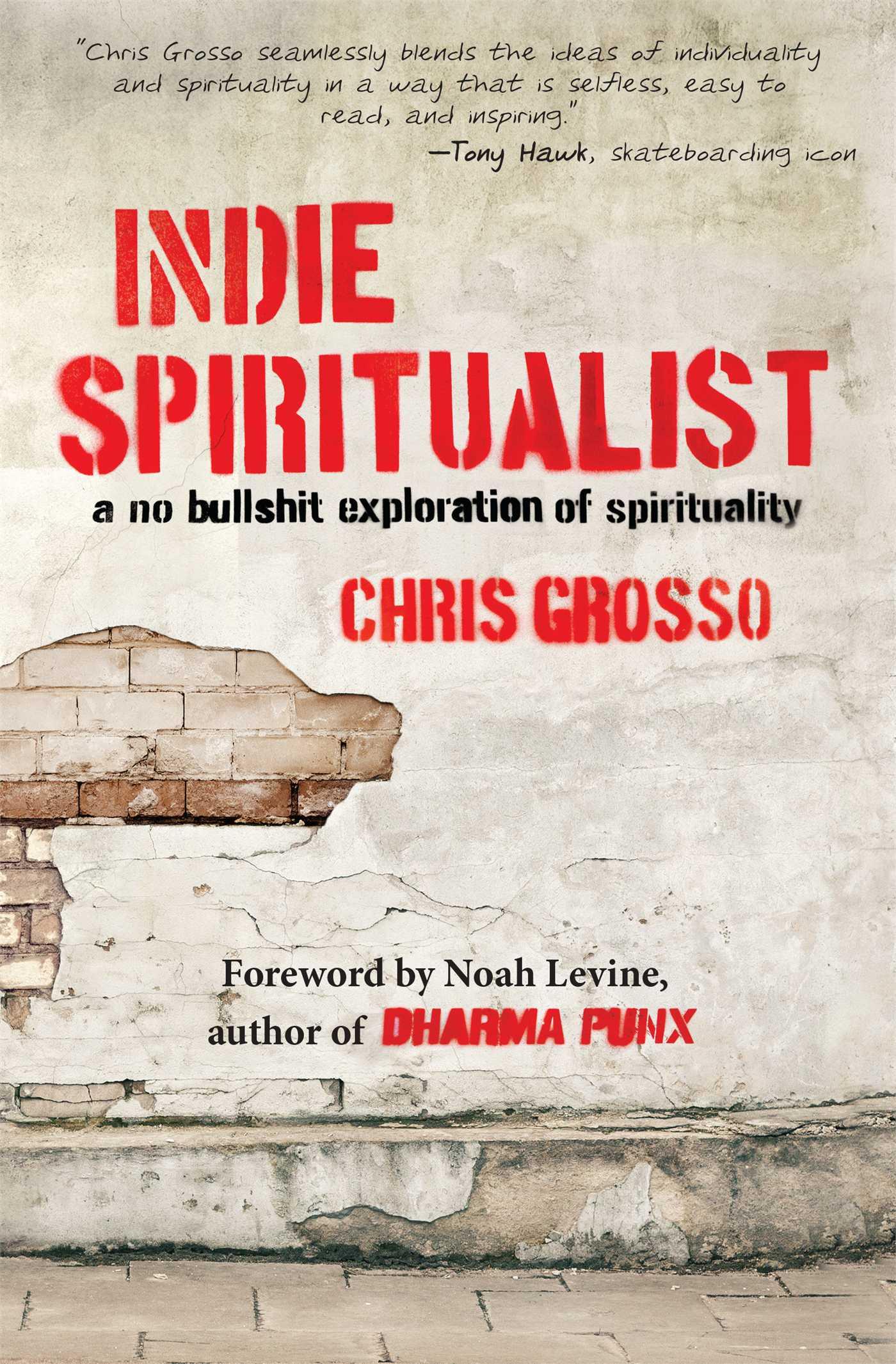 Indie spiritualist 9781582704623 hr