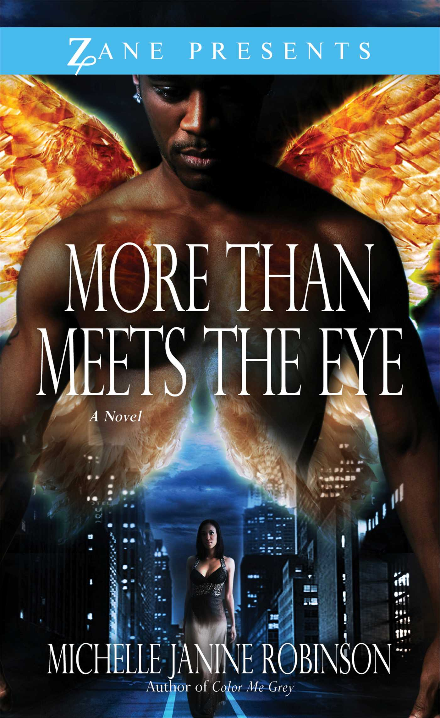 More than meets the eye 9781593092924 hr