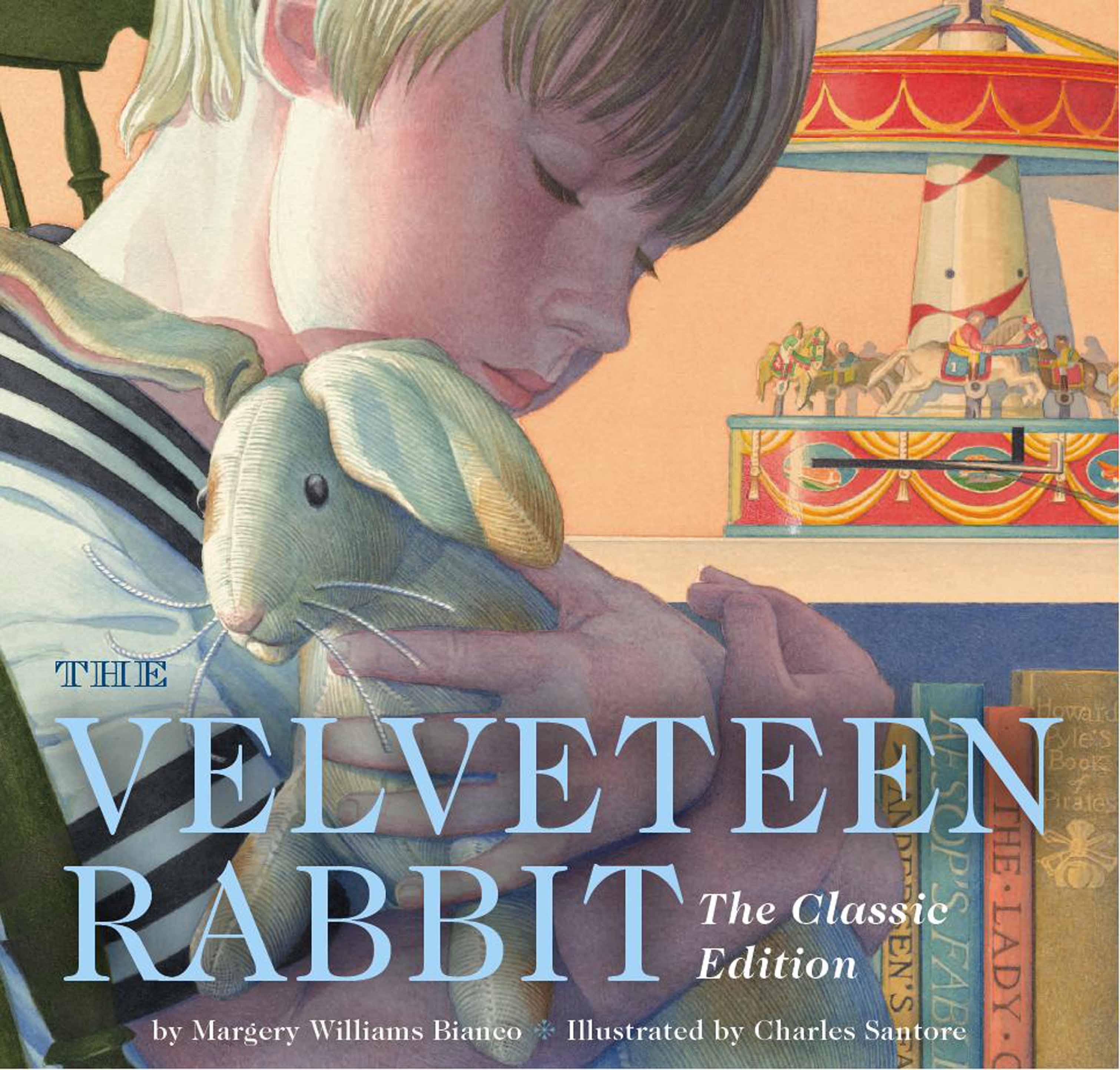 Velveteen rabbit 9781604334616 hr