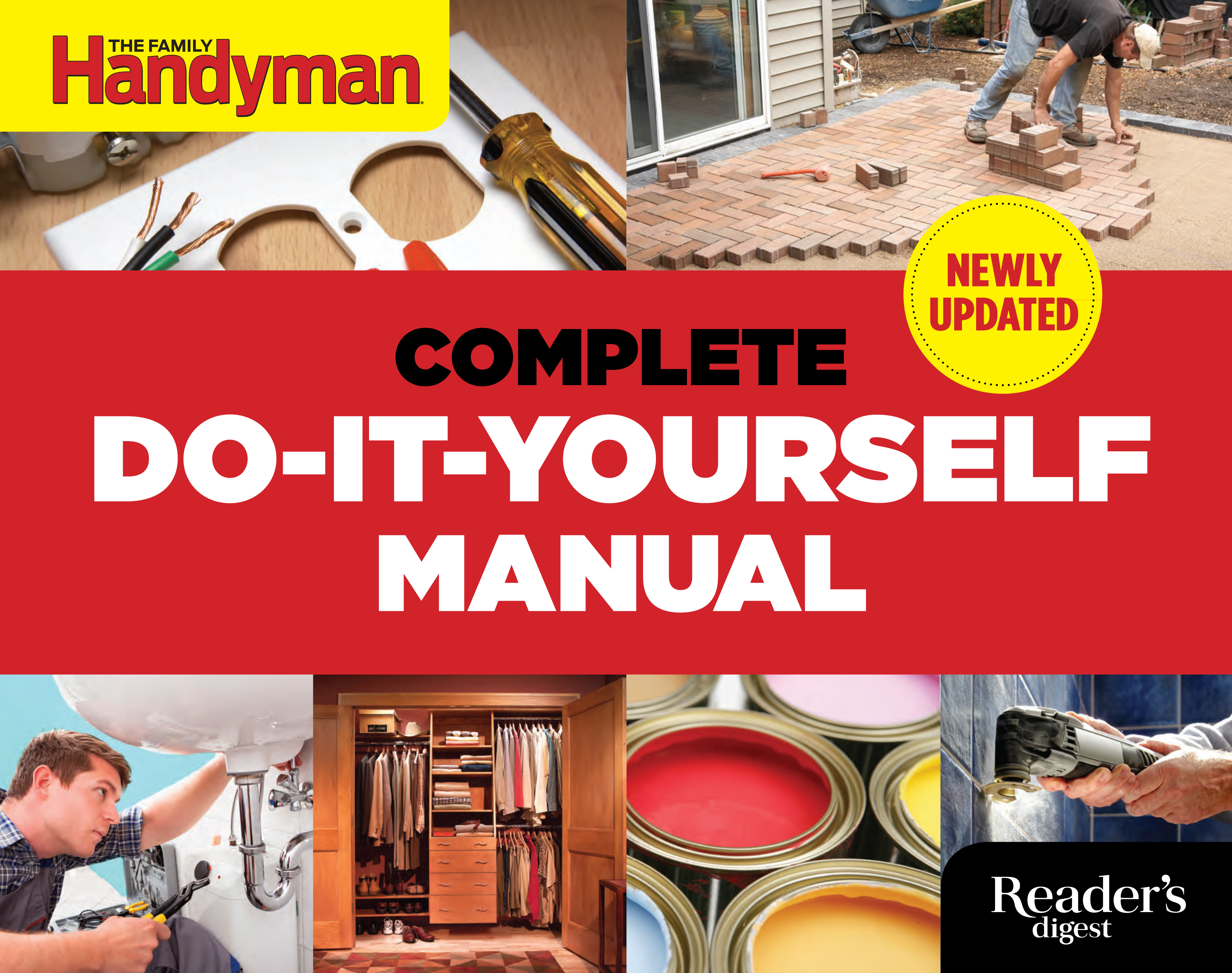 The complete do it yourself manual newly updated book by editors 9781621452010 hr the complete do it yourself solutioingenieria Image collections