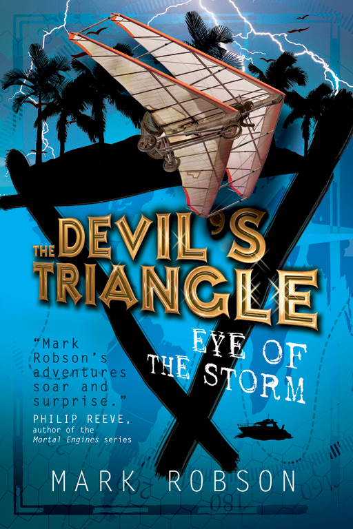 Triangle book Bermuda young adult